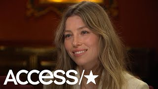 Download Lagu Jessica Biel Talks Vaginas & Husband Justin Timberlake's Super Bowl Performance | Access Gratis STAFABAND