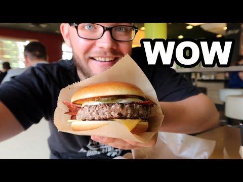 Как сделать свой бургер в макдональдсе 548