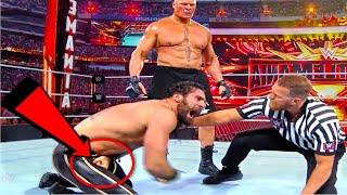 "(17 Mistakes) In  WWE Wrestlermania 35 - Plenty Mistakes In "" WrestlerMania 35 "" Full Show - Funny"