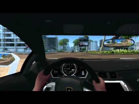 Test Drive Unlimited 2 - Lamborghini Aventador LP700-4