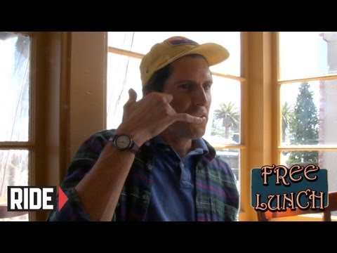 Brian Lotti Talks Skateboarding, Big Money, and More on Free Lunch Archives