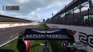 F1 2018 TOR PACIFIC Season 3 Round 14 Italy - SURVIVE AND YOU GET POINTS PART 3