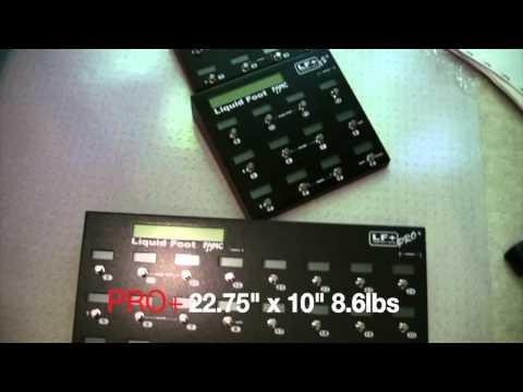 LF+ JR+ 12+ PRO+ product sizes