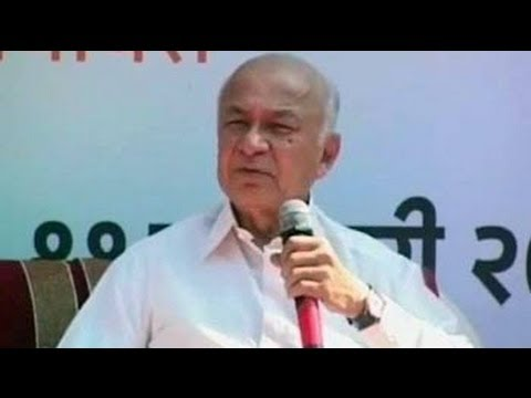 Sushil Kumar Shinde clarifies on his 'Sharad Pawar for PM' remark