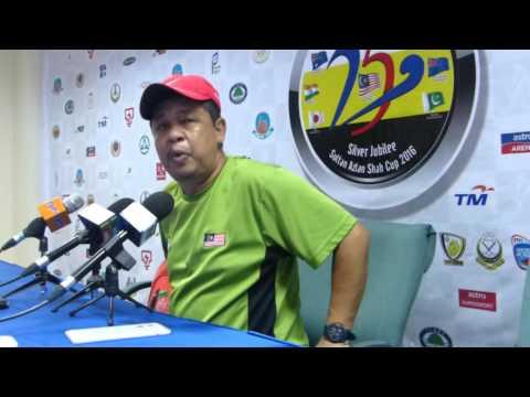 Sultan Azlan Shah Cup 2016: Day 8: Malaysia Post Match Press Con