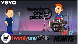 twenty one pilots-Jar Of Hearts (GoAnimate Music Video)