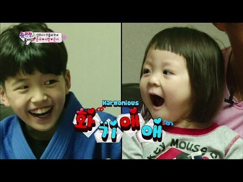 The Return of Superman | 슈퍼맨이 돌아왔다 - Ep. 13 (2014.02.16)