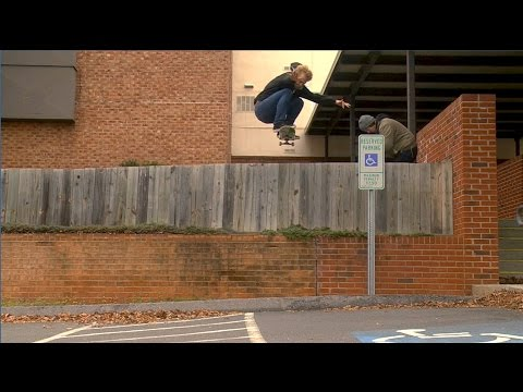 Trent Hazelwood Turns Pro!! 1031 Skateboards - 2014