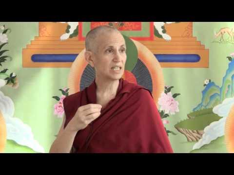 42 Rejoicing and Dedicating - White Tara Retreat - 02-25-11 BBCorner