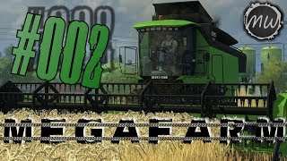 "LS 2013 ""MegaFarm"" [Multiplayer] #002 - GANZ langsam wird es was!! [German] MR Hagenstedt Modified"