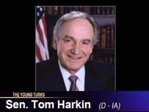 Young Turks interview Senator Tom Harkin (D-IA)