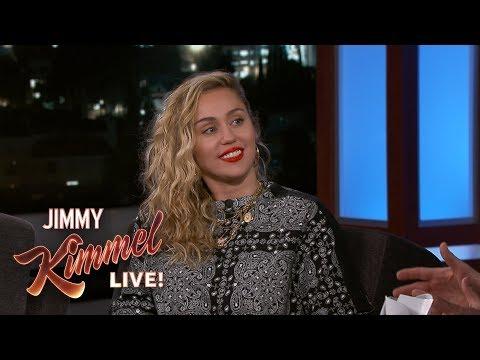 Miley Cyrus on Smoking Pot & Liam Hemsworth Scaring Her