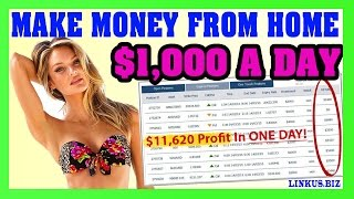 How To Make Money Online From Home - Make Money Fast 2017 Now