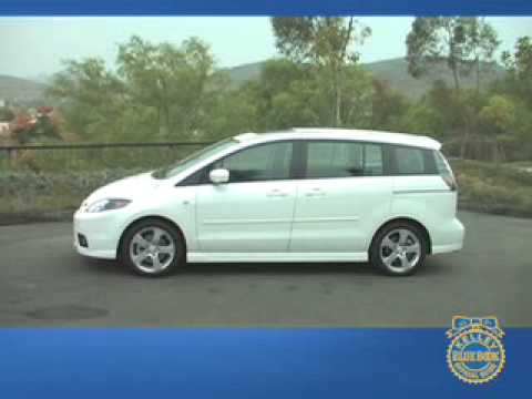 2006 Mazda5 Review Kelley Blue Book YouTube