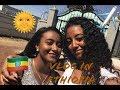 ENEBLA VLOG IN ETHIOPIA   PART 1 ( ETHIOPIA & YODIT)