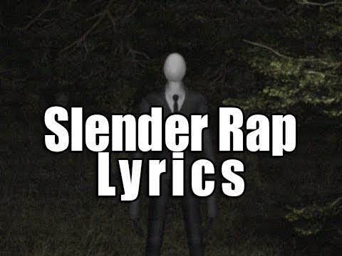 The Slender Rap LYRICS by JT Machinima
