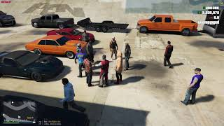 HUGE STREET RACE IN THE RIVER | ELCO ON FULL SEND | WILD SIDE RP