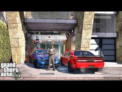 GTA 5 REAL LIFE MOD #483 DENISE'S DAY !!! (GTA 5 REAL LIFE MODS) 4K 60FPS