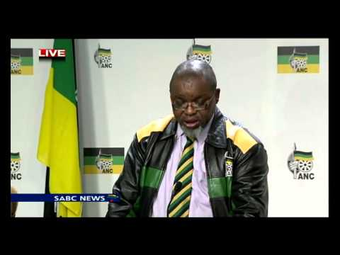 ANC post lekgotla press briefing: 28 January 2015