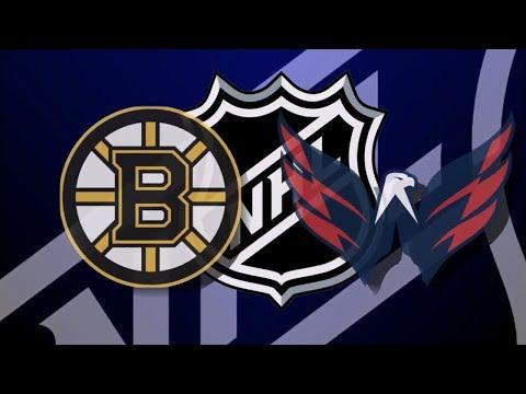 Бостон – Вашингтон (15.12.17)  Обзор матча...