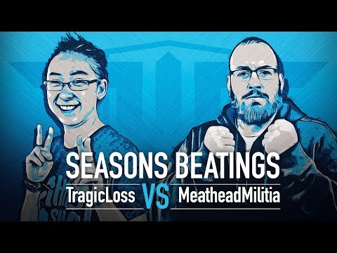 Season's Beatings: MeatheadMilitia v TragicLoss