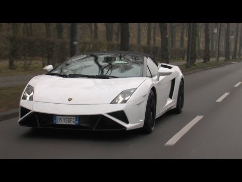 Lamborghini Gallardo LP560-4 Spyder