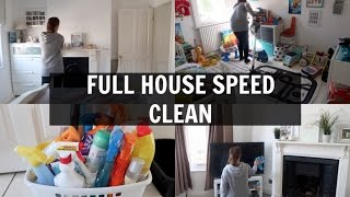 (ANOTHER) FULL HOUSE SPEED CLEAN | BELLES BOUTIQUE