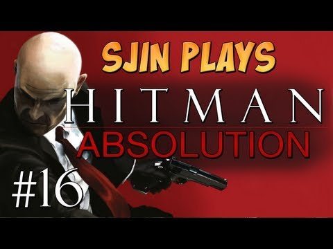Hitman:Absolution #16 - Welcome to hope - Part 2