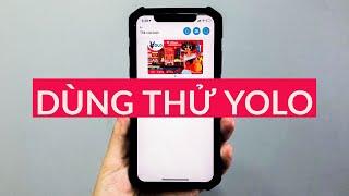 Dùng thử ứng dụng YOLO: tạo thẻ Master ảo dễ dàng, đa tiện ích với du lịch, giải trí, y tế,..