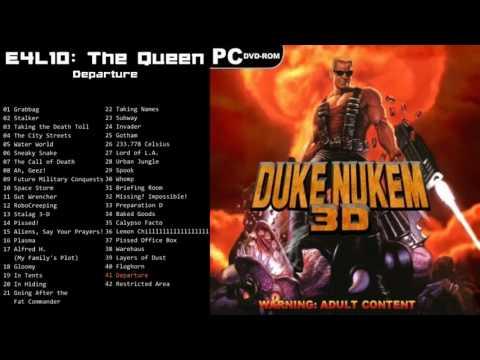 Duke Nukem 3D: Megaton Edition OST - E4L10: The Queen - Track 41