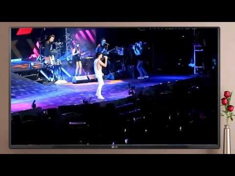James Reid sings Love yourself & Sorry