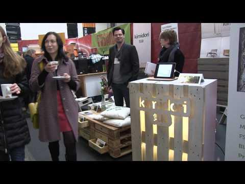 HELDENMARKT - Messe für nachhaltigen Konsum - Postbahnhof Berlin 2013