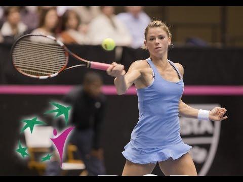 Highlights: Madison Keys (USA) v Camila Giorgi (ITA)