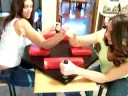 images Mother Vs Daughter Arm Wrestling