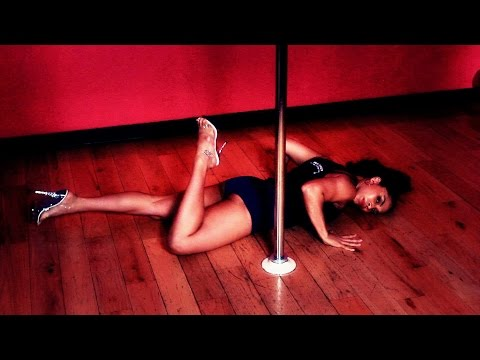 How to Do a Gabrielle Valliere Routine   Pole Dancing
