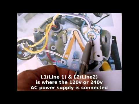 Testing A 4 Wire Condenser Fan Motor Louisville Kentucky