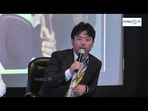 Naomi Ishii Managing Director Toyota Kirloskar Motors - Hybiz.tv