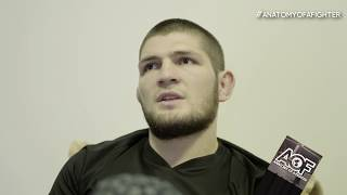 UFC 226: Khabib gives his opinion on Stipe Miocic vs Daniel Cormier