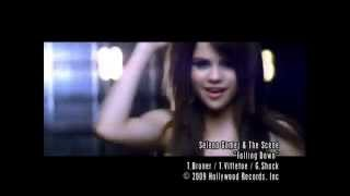 Selena Gomez - Falling Down feat The Scene
