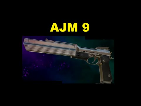 Far Cry 4 Gun Reviews: AJM 9 Handgun