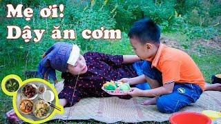100% Bữa Cơm Con Nấu ❤ BonBon TV ❤ Dạy bé Tình Yêu  Thương