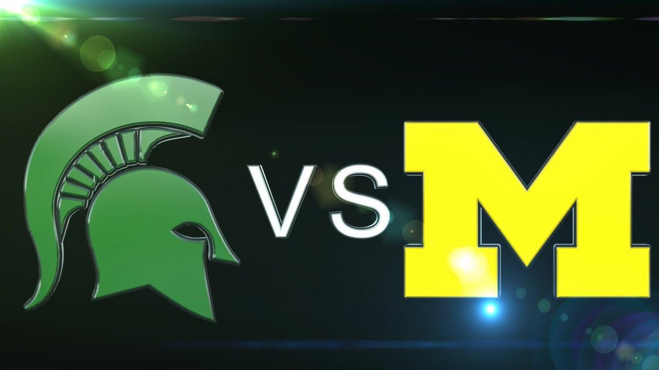 Michigan vs. Michigan State Football Trailer (2013) - YouTube
