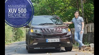 Mahindra XUV 500 Review - Long Term Review
