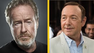 "Ridley Scott on Kevin Spacey: ""I never heard from him"""