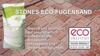 Stones eco fugensand preis