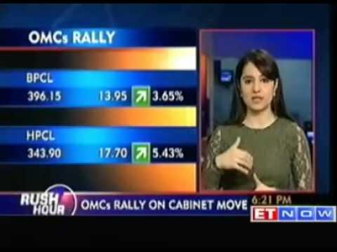 Market Wrap : OMC's rally, Wipro, Infosys Up