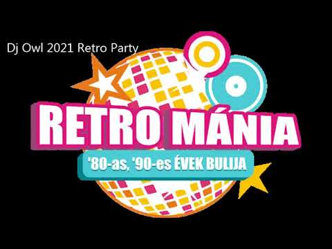 Retro Party 2021 # Mai Köntösben #