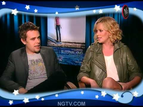 Charlize Theron & Nick Stahl on Sleepwalking