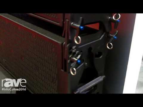 InfoComm 2016: K-Array Demos Concert Speaker Series