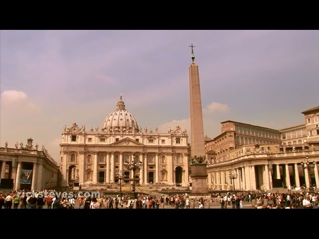 Little Europe: The Vatican City